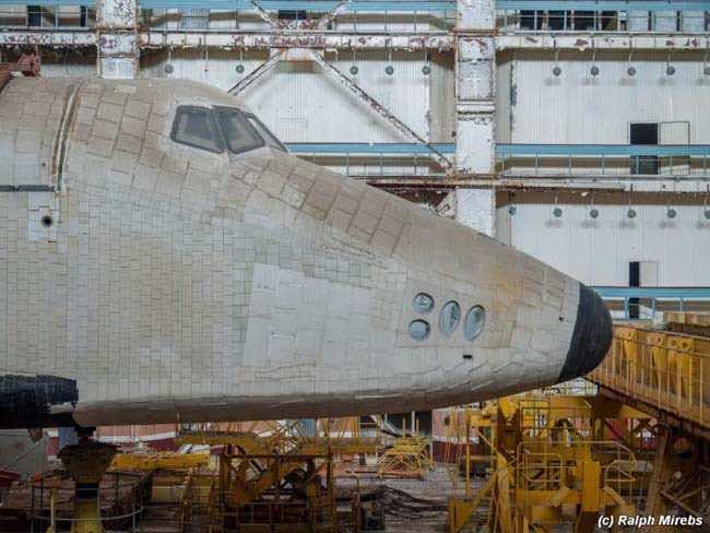 Buran Space Shuttle Facility9