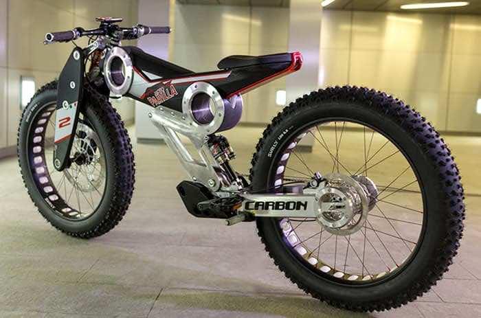 Carbon e-bike2