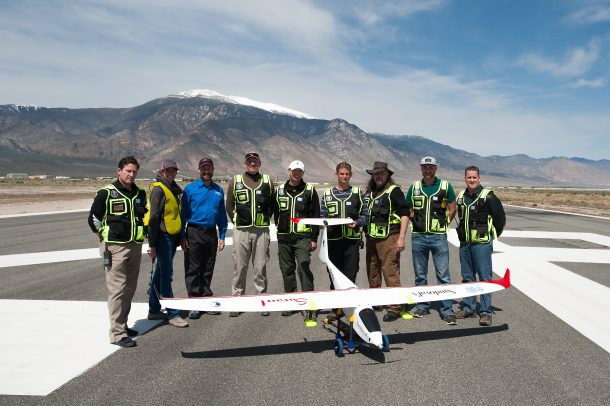 Cloud-Seeding Drone Makes First Flight Over Nevada_Image 1