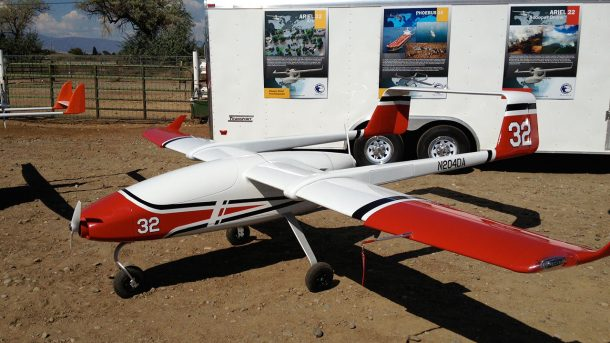 Cloud-Seeding Drone Makes First Flight Over Nevada_Image 3