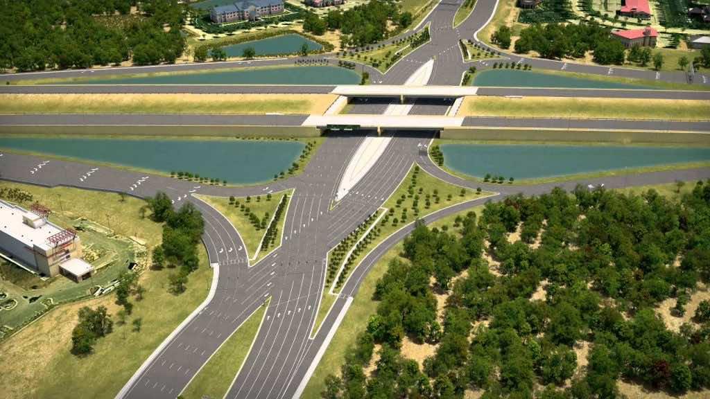 Diverging Diamond Interchange Will Improve The Traffic Flow In Florida_Image 1