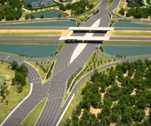 Diverging Diamond Interchange Will Improve The Traffic Flow In Florida_Image 1