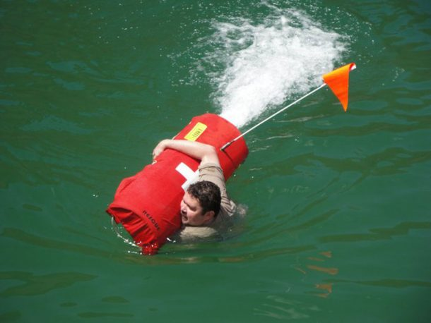 EMILY Robot Is A Lifeguard Sent From Helicopter For Those In Peril On The Sea_Image 5
