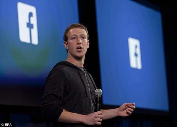 Facebook hidden messages