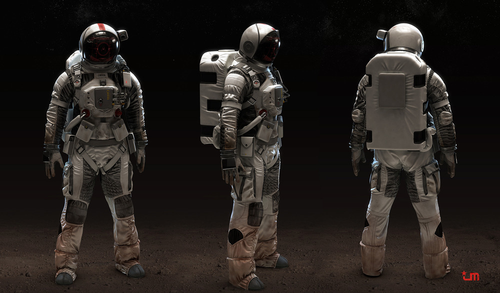 space x hires a superhero suit designer to come up with it
