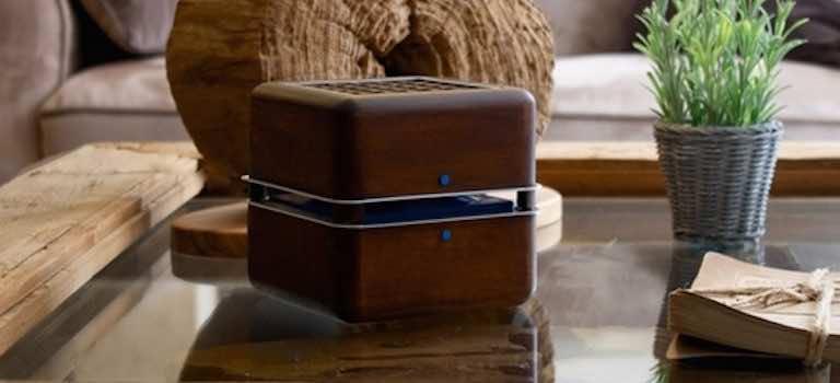 Geizeer portable evaporative cooler