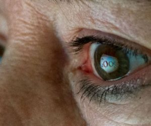 Google overtakes Sony's Smart Lens, Patents Smart Device injected into the eyeball_Image 3_Wonderful Engineering