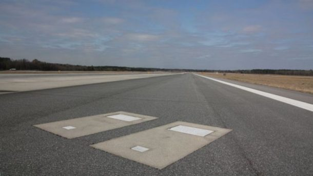 Grave Markers Embedded In The Runway_Image 2