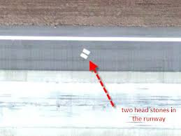 Grave Markers Embedded In The Runway_Image 5