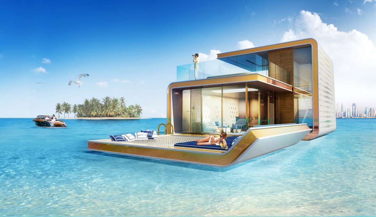 Have a look at Dubai's ultra-luxurious floating homes on sale for12 million_Image 7