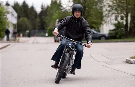 Light Rider bike2