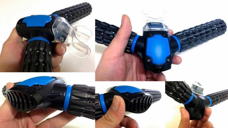 Like a fish gadget