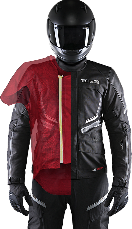 Motorcycle Racers Given A Second Chance At Life With The High-Tech Wearable Motorcycle Airbag _Image 1