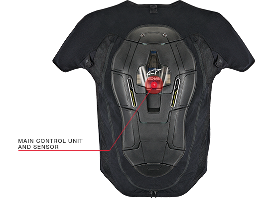 Motorcycle Racers Given A Second Chance At Life With The High-Tech Wearable Motorcycle Airbag _Image 2