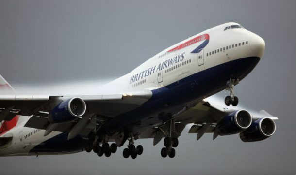 Mystery Of The British Airways Plane Landing With A Square Tire_Image 1
