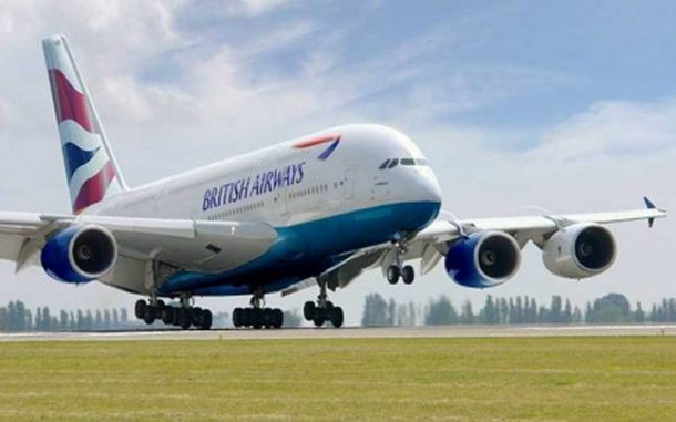 Mystery Of The British Airways Plane Landing With A Square Tire_Image 2