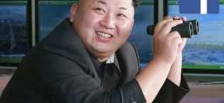 North Korea Facebook