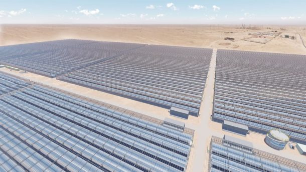 One Of The World's Largest Solar Plants To Be Used To Produce ... Oil_Image 1