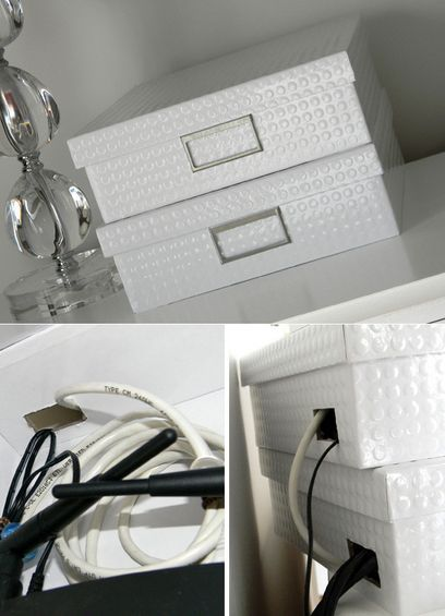 Perfect DIY Hacks To Hide The Router In The Home_Image 2