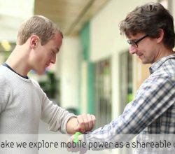 PowerShake Allows Phones to Wirelessly Share Battery Life_Image 1