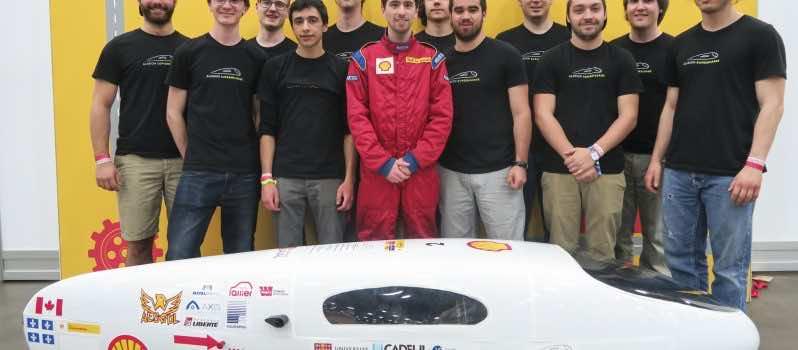 Shel eco marathon first car2