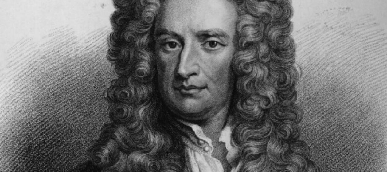 You Won't Believe That Isaac Newton Actually Tried To Invent A Language On His Own