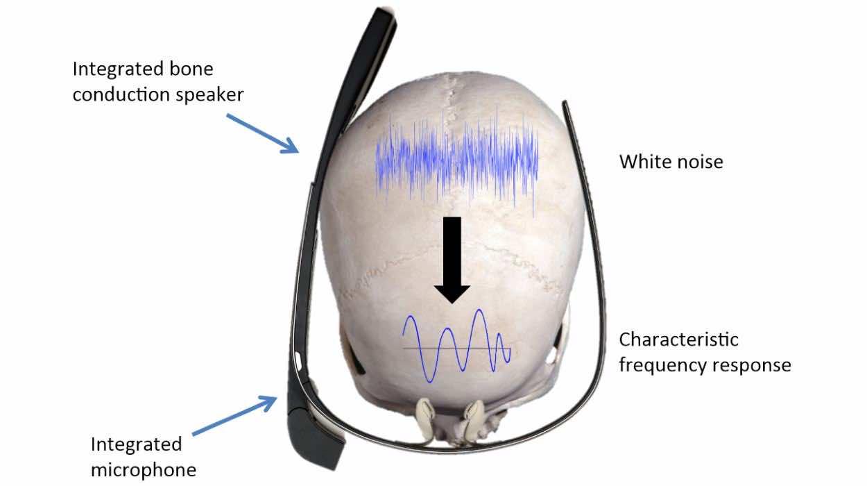 SkullConduct Biometric Identification System Using Bone Conduction Through The Skull_Image 1