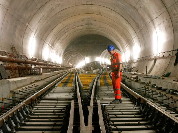 Switzerland Is Opening The Worlds Longest-Ever Rail Tunnel_Image 2