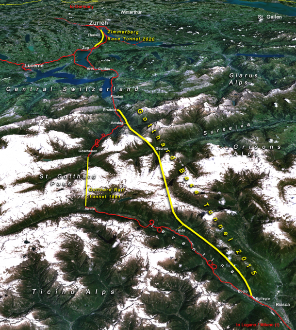 Switzerland Is Opening The Worlds Longest-Ever Rail Tunnel_Image 5