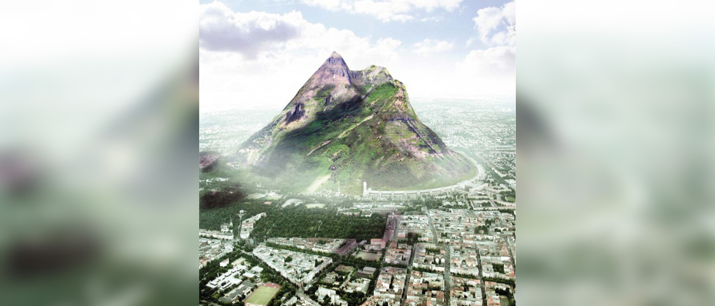 UAE plans for geographical changes by installing an Artificial Mountain to encourage rainfall_Image 1