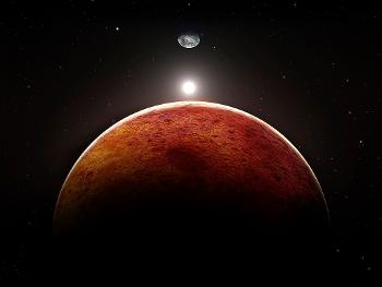 Watch The Red Planet As It Makes Its Closest Approach To Earth In A Decade_Image 1