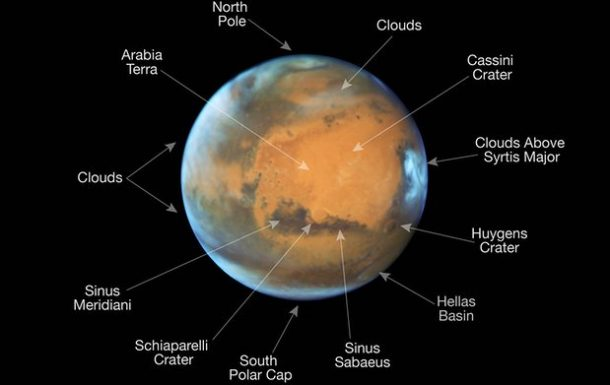 Watch The Red Planet As It Makes Its Closest Approach To Earth In A Decade_Image 3