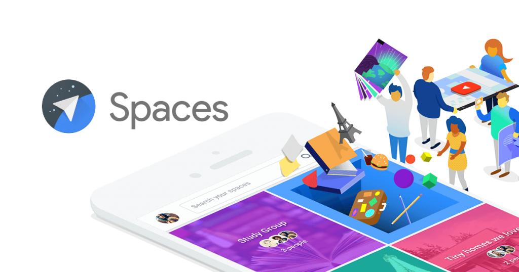 What How and Why of Google Spaces_Image 0
