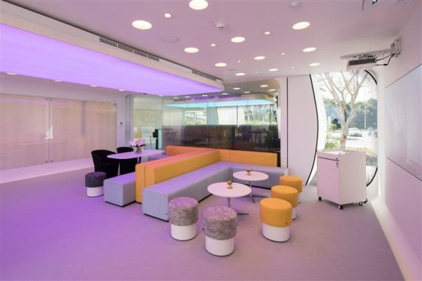 World's First Fully Operational 3D Printed Office Debuts In Dubai_Image 4