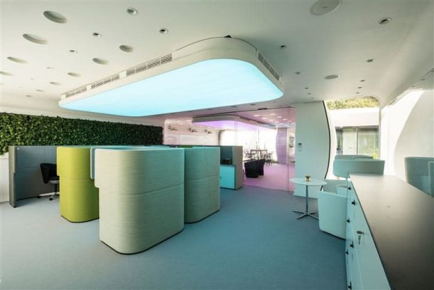 World's First Fully Operational 3D Printed Office Debuts In Dubai_Image 5