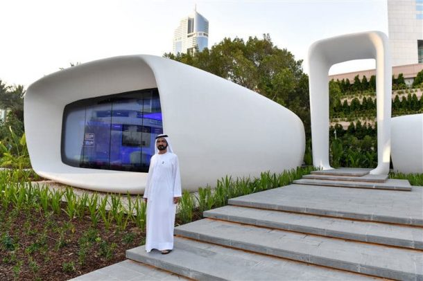 World's First Fully Operational 3D Printed Office Debuts In Dubai_Image 9