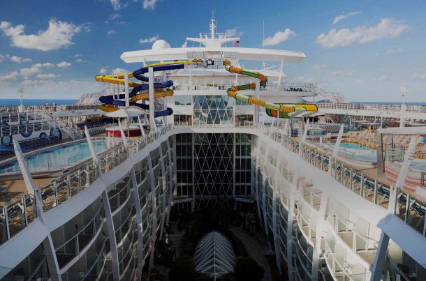 World's Largest Cruise Ship Flaunting Futuristic Features Docks in the UK_Image 1