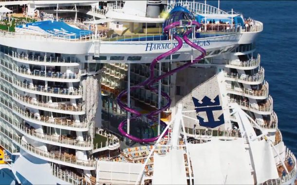 World's Largest Cruise Ship Flaunting Futuristic Features Docks in the UK_Image 2