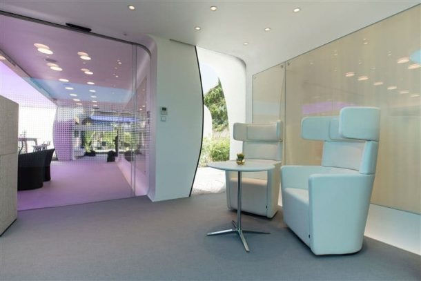 World's First Fully Operational 3D Printed Office Debuts In Dubai_Image 1
