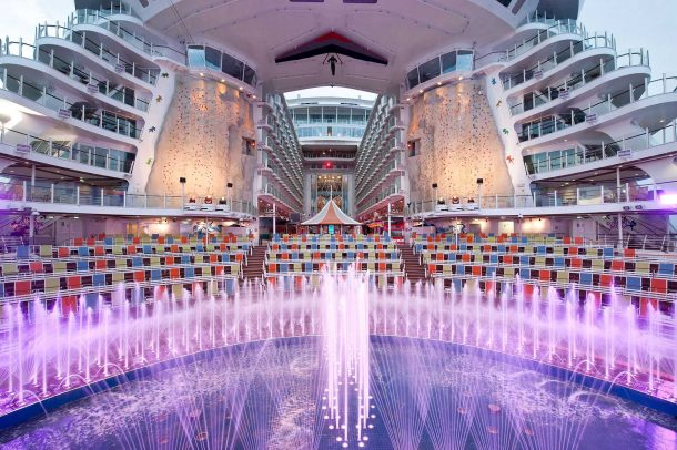 World's Largest Cruise Ship Flaunting Futuristic Features Docks in the UK_Image 20