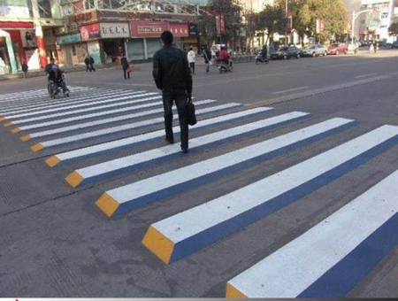 optical illusion for drivers4
