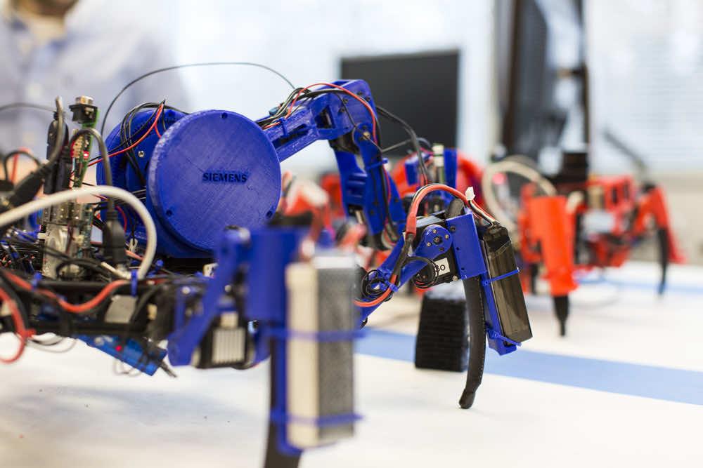 Siemens Robotics Lab/Princeton, New Jersey/USA