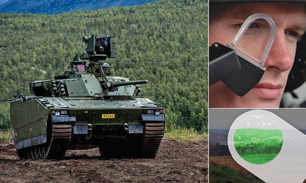 """""""See-Through' Tank Armor Technology Ready To Revolutionize The Military Tech_Image 1"""