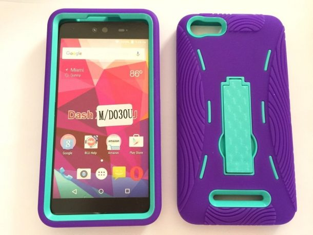 timeless design 1bb85 711e4 10 Best Cases For Blu Life XL