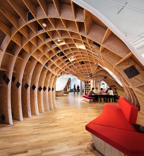 16 Of The World's Coolest Offices_Image 1