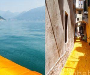 620,000 People Walk On Water Of Lake Iseo_Image 11
