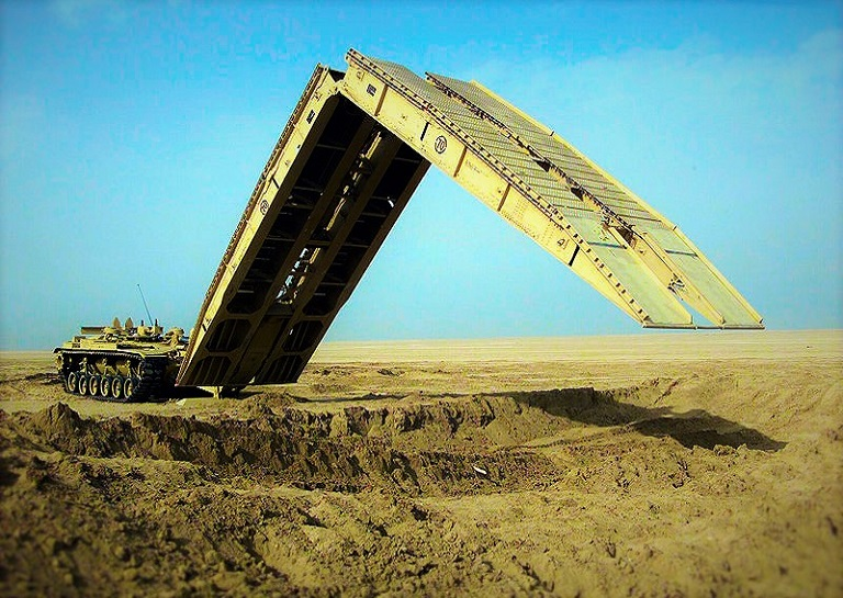 Army Tank Can Deploy A Bridge In Under 2 Minutes