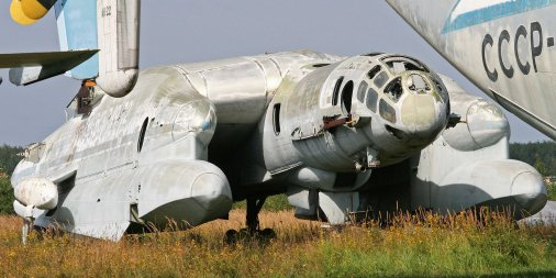 Bartini Beriev VVA-14 Was Russia's Way Of Combating US Nuclear Subs