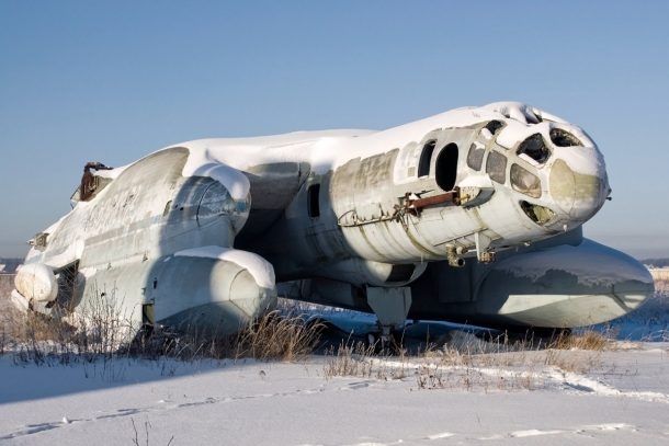 Bartini Beriev VVA-14 Was Russia's Way Of Combating US Nuclear Subs 2