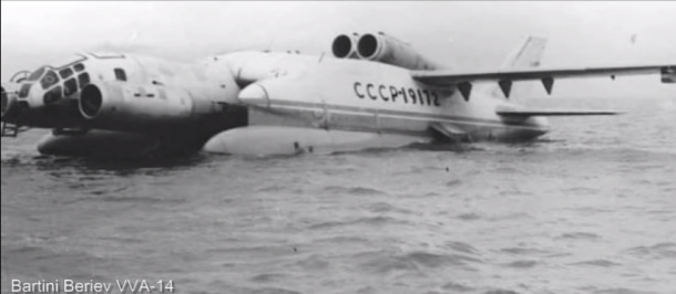 Bartini Beriev VVA-14 Was Russia's Way Of Combating US Nuclear Subs 4